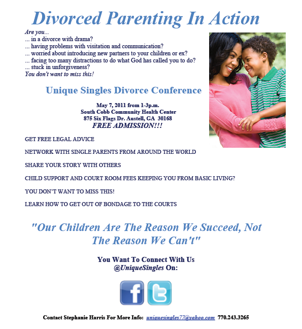 Online dating for divorced parents